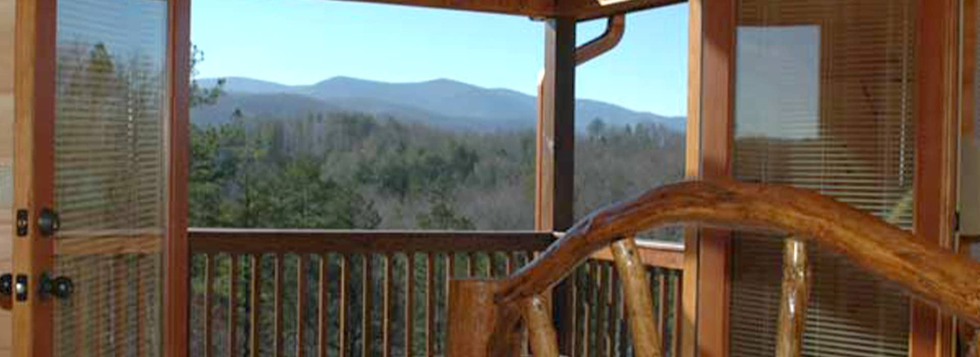 Blue Ridge Georgia Cabins